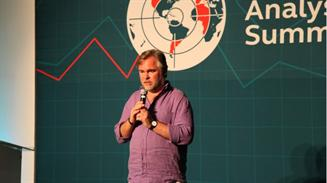 Eugene Kaspersky Analyst Summit